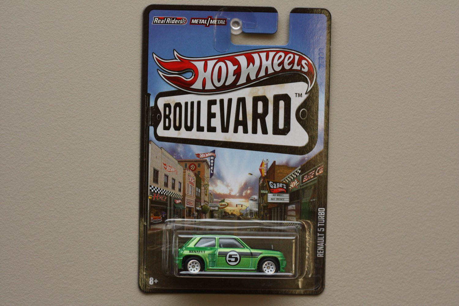 Hot Wheels Boulevard Case L Renault 5 Turbo