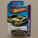 Hot Wheels 2013 HW Showroom '10 Ford Shelby GT500 Supersnake (green) Super Treasure Hunt