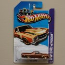 Hot Wheels 2013 HW Showroom '71 El Camino (spectraflame orange) Super Treasure Hunt