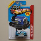 Hot Wheels 2013 HW Racing Bump Around (blue)