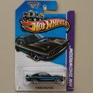 Hot Wheels 2013 HW Showroom '71 Dodge Challenger (black)