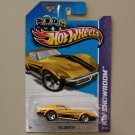 Hot Wheels 2013 HW Showroom '69 Corvette (yellow)