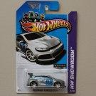 Hot Wheels 2013 HW Showroom Volkswagen Scirocco GT 24 (ZAMAC Silver - Walmart Excl.)