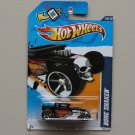 Hot Wheels 2012 HW Racing Bone Shaker (black - Walmart Excl.)