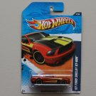 Hot Wheels 2011 Nightburnerz '07 Ford Shelby GT-500 (red - Kmart Excl.)