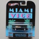 Hot Wheels 2013 Retro Entertainment Miami Vice Ferrari 365 GTS4 Daytona Spyder