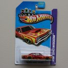 Hot Wheels 2013 HW Showroom '69 Dodge Coronet Super Bee (red)