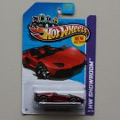 Hot Wheels 2013 HW Showroom Lamborghini Aventador J (red)