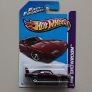 Hot Wheels 2013 HW Showroom '69 Dodge Charger Daytona (burgundy) (Fast & The Furious)