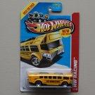 Hot Wheels 2013 HW Racing Hot Wheels High (yellow)