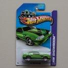 Hot Wheels 2013 HW Showroom '92 Ford Mustang (green)
