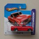 Hot Wheels 2013 HW Showroom '67 Chevy C10 (red)