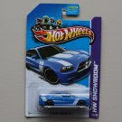 Hot Wheels 2013 HW Showroom '11 Dodge Charger R/T (blue - Kmart Excl.)