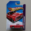 Hot Wheels 2013 HW Showroom '67 Chevy C10 (red)