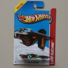 [ASSEMBLY ERROR] Hot Wheels 2013 HW Racing Bad To The Blade (Treasure Hunt)