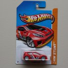 Hot Wheels 2013 HW Stunt '12 Ford Fiesta (red) (Treasure Hunt)
