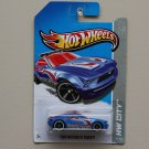 Hot Wheels 2013 HW City Ford Mustang GT Concept (blue) Treasure Hunt