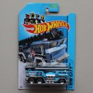 Hot Wheels 2014 HW City 5 Alarm (blue)