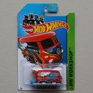 Hot Wheels 2014 HW Workshop Volkswagen Kool Kombi (red)