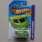 Hot Wheels 2013 HW Showroom Volkswagen Kool Kombi (green) [See Condition]