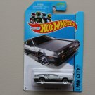 Hot Wheels 2014 HW City '81 Delorean DMC-12 (grey)