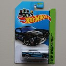 Hot Wheels 2013 HW Workshop '08 Dodge Challenger SRT8 (black - Kmart Excl.)