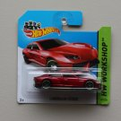 Hot Wheels 2014 HW Workshop Lamborghini Estoque (red)