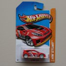 Hot Wheels 2013 HW Stunt '12 Ford Fiesta (red) (Treasure Hunt) (see condition)