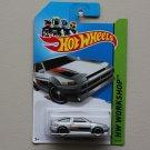 Hot Wheels 2014 HW Workshop Toyota AE-86 Corolla (silver)