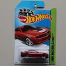 Hot Wheels 2014 HW Workshop 2013 Hot Wheels Chevy Camaro Special Edition (red)