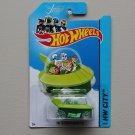 Hot Wheels 2014 HW City The Jetsons Capsule Car