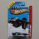 Hot Wheels 2013 HW Racing Bad To The Blade (black) (Treasure Hunt)