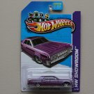 Hot Wheels 2013 HW Showroom '64 Lincoln Continental (purple - Kmart Excl.) (SEE CONDITION)