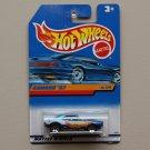 Hot Wheels 1998 Race Team '67 Camaro (blue)