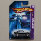 Hot Wheels 2006 Motown Metal '67 Camaro (black)