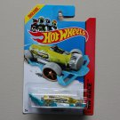 Hot Wheels 2014 HW Race Carbonator (yellow/turquoise)