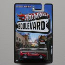 Hot Wheels Boulevard Case K Ferrari F40