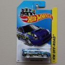 Hot Wheels 2014 HW Off-Road Subaru Impreza WRX (blue)