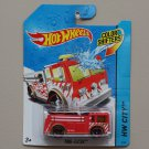 Hot Wheels 2014 Color Shifters Fire-Eater (red to white)