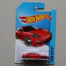 Hot Wheels 2014 HW City Porsche Panamera (red)