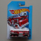 Hot Wheels 2014 HW City 5 Alarm (red)