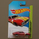 Hot Wheels 2014 HW Workshop '69 Ford Torino Talladega (red)