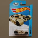 Hot Wheels 2014 HW City The Tumbler - Camouflage Version (Batman Batmobile)