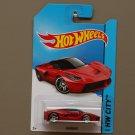 Hot Wheels 2014 HW City LaFerrari (Ferrari) (red)