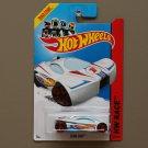 [WHEEL ERROR] Hot Wheels 2014 HW Race Sling Shot (white)