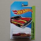 Hot Wheels 2014 HW Workshop Custom '64 Galaxie 500 (red)