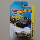 Hot Wheels 2014 HW Off-Road Loop Coupe (silver) (Treasure Hunt) (See Condition)