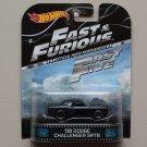 Hot Wheels 2014 Retro Entertainment '08 Dodge Challenger SRT8 (Fast & Furious / Fast Five)