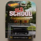 Hot Wheels 2014 Retro Entertainment Custom '77 Dodge Van (Old School)