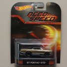 Hot Wheels 2014 Retro Entertainment '67 Pontiac GTO (Need For Speed)